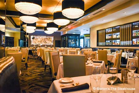 Morton's The Steakhouse, Dallas, TX