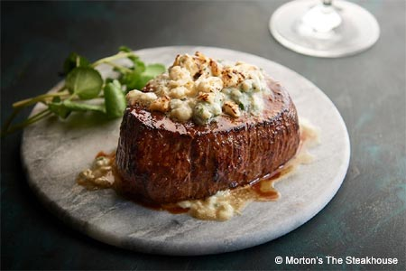 Morton's The Steakhouse is one of the best steakhouses in Sacramento