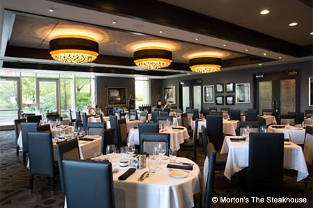 Morton's The Steakhouse, Boston, MA