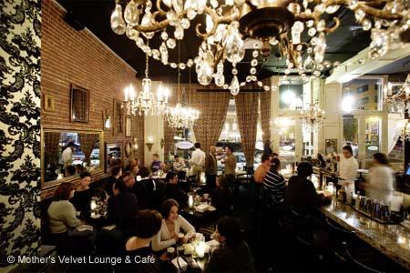 Mother's Velvet Lounge & Café, Portland, OR