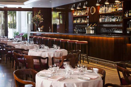 The Restaurant at Mr. C will offer a special five-course anniversary menu for $55