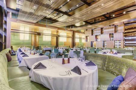 Dining Room at MRKT Sea & Land, North Las Vegas, NV