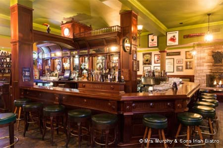 Mrs. Murphy & Sons Irish Bistro, Chicago, IL