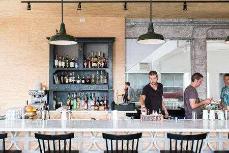 Chef/owner Ed Kenney has opened Mud Hen Water in Honolulu