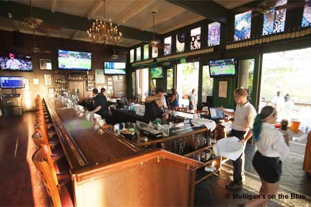 Mulligan's on the Blue is one of the best places to celebrate St. Patrick's Day in Hawaii