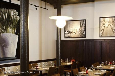 Mystic Room + Tavern, San Francisco, CA
