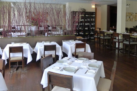 Dining Room at Naha, Chicago, IL