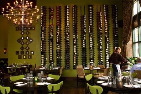 Discover which restaurants have the best wine lists