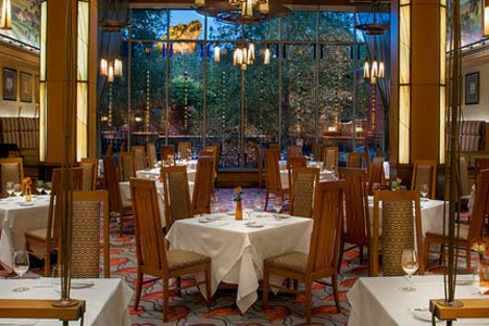 Dining Room at Napa Rose, Anaheim, CA