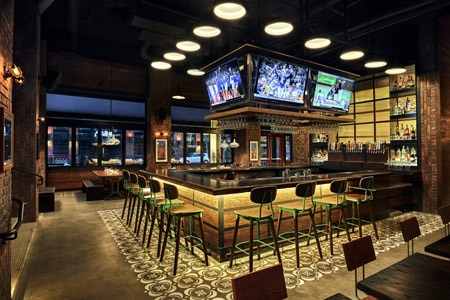 Discover globally inspired comfort food and local brews at Nason's Beer Hall