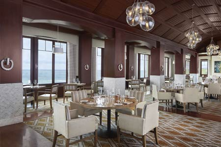 Dining Room at Navio, Half Moon Bay, CA