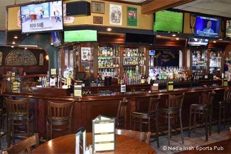 Ned's Irish Sports Pub, Herndon, VA