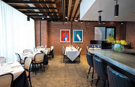 Nerano has opened in Beverly Hills