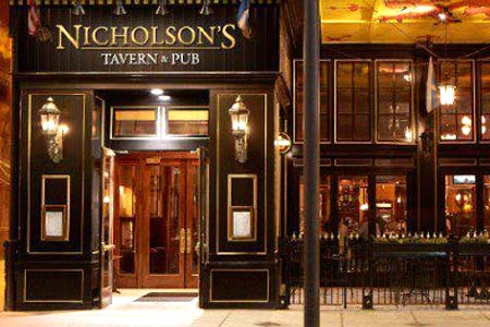 Nicholson's Tavern & Pub in Cincinnati offers a menu that roves far beyond updated British classics