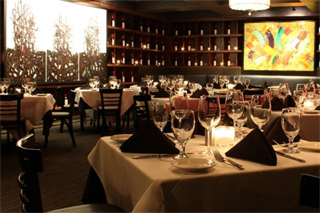 Nick & Sam's, one of GAYOT's Top 10 Steakhouses in Dallas/Fort Worth