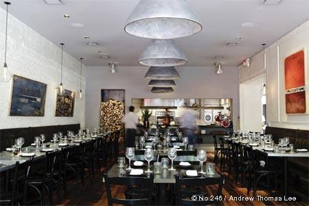 No 246 Restaurant