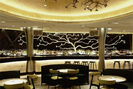 Dining Room at Nobu Berkeley Street, London,