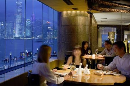 Nobu InterContinental Hong Kong, Kowloon, hong-kong