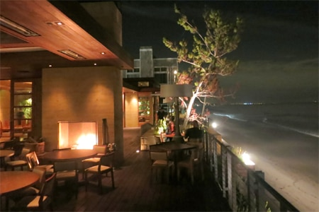 Dining Room at Nobu Malibu, Malibu, CA