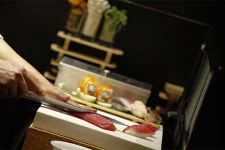 Nobu's Japanese Restaurant, Olivette, MO