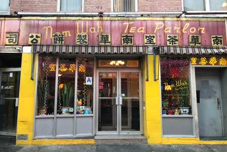 Nom Wah Tea Parlor, New York, NY