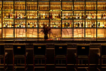 The NoMad Bar has opened in Las Vegas