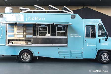 NoMad Truck, Los Angeles, CA