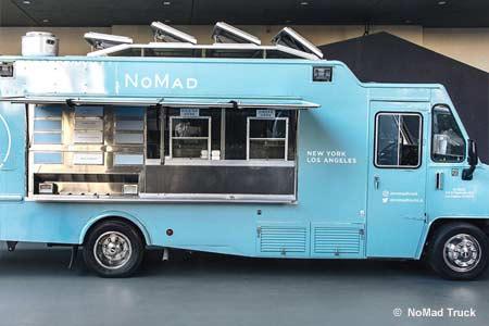 NoMad Truck, Los Angeles, CA