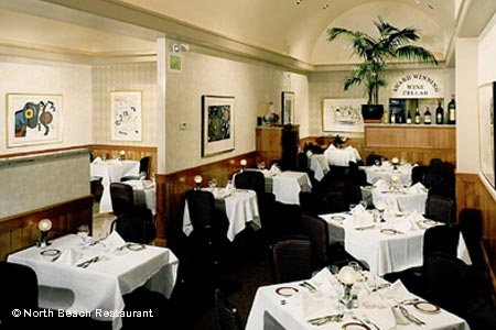 North Beach Restaurant, San Francisco, CA
