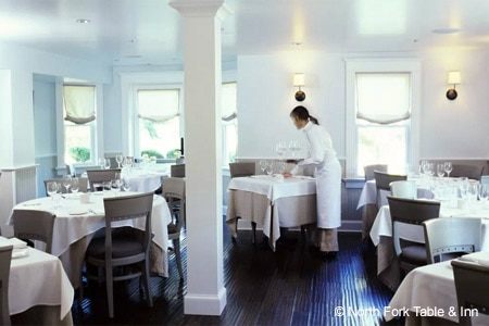 The North Fork Table & Inn is an on-trend inn restaurant serving local Long Island fare