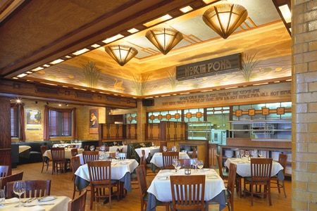 Dining Room at North Pond, Chicago, IL