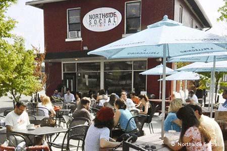 Northside Social Coffee & Wine, Arlington, VA