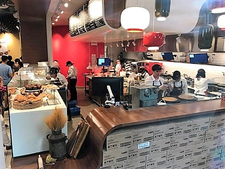 Nutella Cafe has opened in Chicago