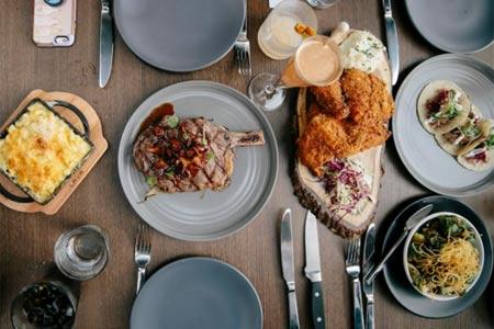 Oak Laguna Beach is one of GAYOT's picks for the hippest new restaurants in the OC