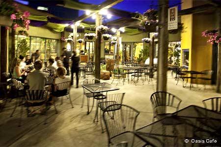 The Oasis Cafe, Salt Lake City, UT