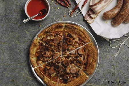Oath Pizza, New York, NY