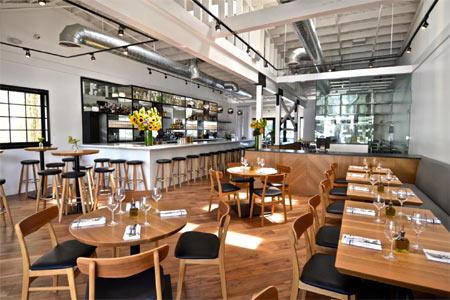 Obicà Mozzarella Bar, Pizza e Cucina, West Hollywood, CA