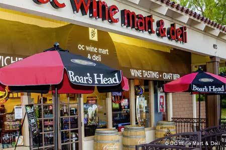 OC Wine Mart & Deli, Yorba Linda, CA