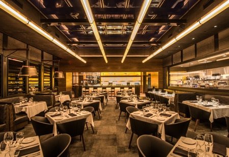 Ocean Prime in Beverly Hills now offers Sunday brunch