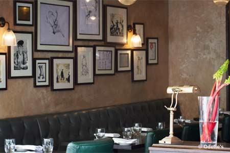 Odette's, London, UK