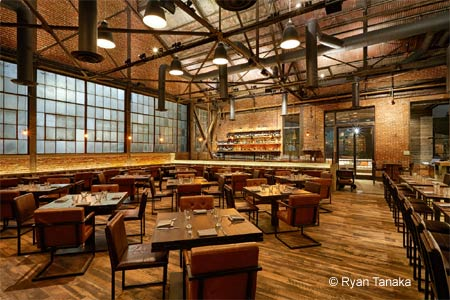 Officine BRERA is one of GAYOT's Top 10 New & Notable Restaurants in Los Angeles