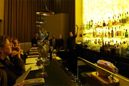 Olio Crudo Bar, Santa Barbara, CA