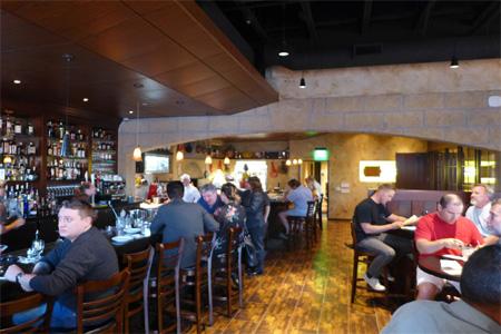 THIS RESTAURANT IS CLOSED Olio Pizzeria, Westlake Village, CA