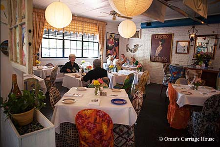 Omar's Carriage House, Norfolk, VA