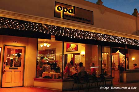 Opal Restaurant & Bar, Santa Barbara, CA
