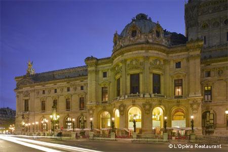 L'Opéra Restaurant, Paris, france