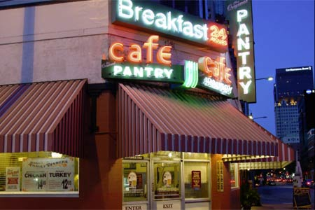 The Original Pantry Cafe, Los Angeles, CA