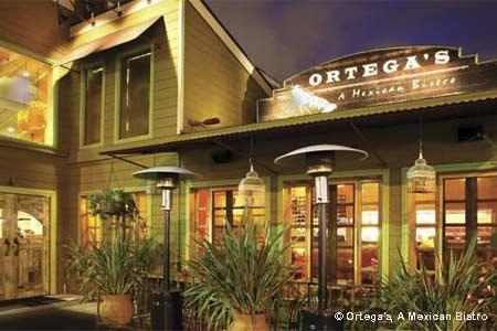 Ortega's, A Mexican Bistro, San Diego, CA