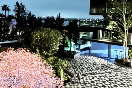 Ospero, West Hollywood, CA