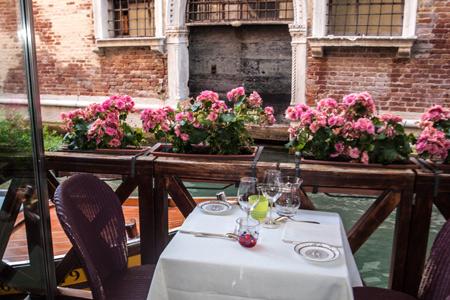 Osteria Da Fiore, Venice, italy